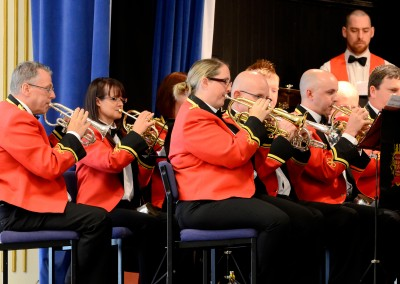 Strata Brass section A June 2013